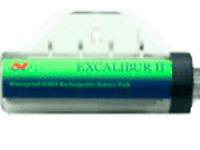 MINELAB EXCALIBUR II METAL DETECTOR 1AH NIMH RECHARGEABLE BATTERY PACK 12V