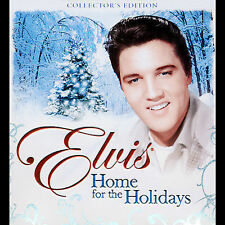 ELVIS PRESLEY **Home for the Holidays **BRAND NEW TIN CASE CD SET! -- SEALED
