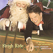 Sleigh Ride by Boston Pops Orchestra BRAND NEW SEALED CD
