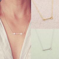 One Direction Arrow Women Fashion Pendant Collar Choker Chain Necklace JHYJC YAN