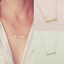 One Direction Arrow Women Fashion Pendant Collar Choker Chain Necklace QA