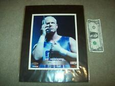8X10 MATTED Signed MR. ANDERSON/KENNEDY COA 39/50 WWE WWF ECW AEW ROH DX WcW
