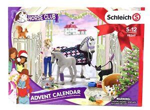 Schleich Horse Club Pferde  98269 Adventskalender, NEU