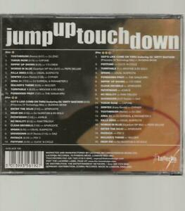 3  CD box JUMP UP TOUCH DOWN - SEMTEX AREA 31 FISTFUNK  PATHFINDER TUDOR ROSE
