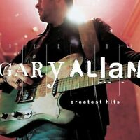 Greatest Hits by Gary Allan (CD, Mar-2007, MCA Nashville)