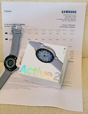 Samsung Galaxy Watch Active 2 Aluminum 44mm-Argent d'occasion