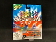 Johnny Lightning Grateful Dead 1956 Chevy Bus White Lightning 423-03 NIB