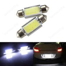 2 Soffitte 12V SV8,5 Canbus COB LED Innenraum Beleuchtung Kennzeichenbeleuchtung