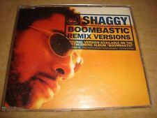 SHAGGY - Boombastic : Remix Version  (Maxi-CD)
