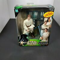 D15 Star Wars Micro Machines Obi-Wan Kenobi Ben Jedi Lightsaber Battle Pack #4