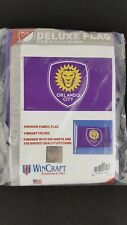 Orlando City SC Lions Purple 3x5 Flag Outdoor Banner MLS Soccer