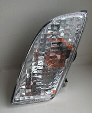 Rover 75 1.8 2.0 2.5 V6 CDt Left Front Indicator Lamp Light Lens XBD000150 New