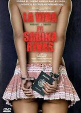 BRAND NEW-La Vida Precoz y Breve De Sabina Rivas DVD La Tia NO SUBTITLES