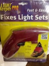 Light Keeper PRO The Complete Tool for Fixing Holiday Christmas Light Sets