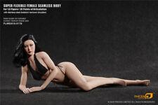 TBLeague S17B 1:6 Scale Female Model Suntan Middle Chest Flexible Seamless Toys