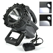 Portable Rechargeable 10W LED Search Light Flashlight Torch Spotlight Work lamp