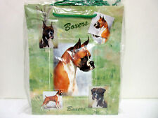 New Boxer Pet Dog Gift Bags Set 10 Large Bags By Ruth Maystead Boxers
