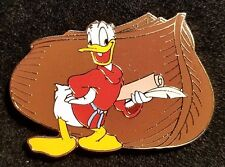 RETIRED DISNEY GALLERY FANTASIA 2000 DONALD DUCK WITH NOAH'S ARK PIN LE 2000