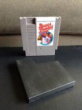 Vintage NES Original Nintendo Cartridge Game Bases Loaded