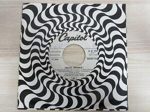 Single /  Frank Sinatra – Hallo, Frankie / TESTPRESSUNG / RARITÄT / 1960 /