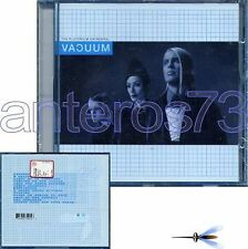 """VACUUM """"THE PLUTONIUM CATHEDRAL"""" RARE CD 1997 SEALED"""
