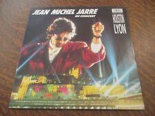 33 tours JEAN-MICHEL JARRE en concert houston lyon