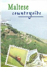 Malta A4 Thematic 24 Page Maltese Countryside Booklet Containing 8 Complete Sets