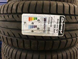 BRAND NEW GRIPMAX CAR/SUV/4X4 275/50/20 275 50 ZR20 XL H/T 113W 275 50 20 C+C