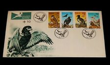 Vintage Cover, 1975, WINDHOEK, SOUTH WEST AFRICA,SWA,Namibia, FDC, Birds Of Prey