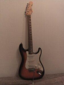 E gitarre gebraucht fender