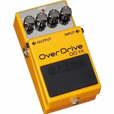 New! BOSS OD-1X Overdrive Compact Electric Guitar Effects Pedal from Japan!