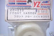 VINTAGE TEAM YOKOMO ZC-800 FRONT NARROW WHEEL 870C C4 YZ 10 RC10 YZ10 YZ-10 RC