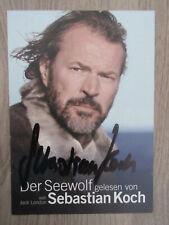 Der Seewolf + Franz Seidenschwan +ch 165 +autogramm+