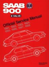 SAAB 900 8 VALVE TURBO Owners Workshop Repair Service Manual Handbook Book Aero