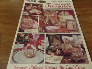 1993 Leisure Arts Thread Crochet Treasures Pattern Book-Leaflet 2327 #2986