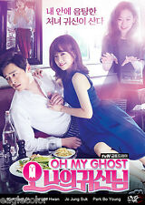 Oh My Ghost Korean Drama (4DVDs) Excellent English & Quality!