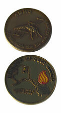 Eielson Arctic Ammo Challenge Coin
