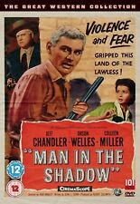 Man in the Shadow 1957    (DVD)   **Brand New**  Western