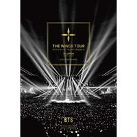 2017 BTS LIVE TRILOGY EPISODE III THE WINGS TOUR IN JAPAN SPECIAL EDITION DVD