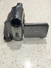 Canon Zr700 MiniDv Cassette Tape Camcorder Video Transfer