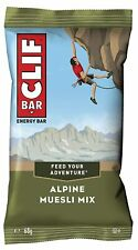 Clif Bar Energieriegel ALPINE MUESLI MIX, 12er Pack (12 x 68 g)