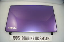 Toshiba Satellite L50-b LCD Screen Lid Rear Cover Violet Purple A000301290