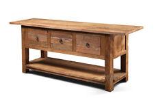 Tischteile & Zubehör mit Schubfächern Tische, aus Teak fürs Wohnzimmer