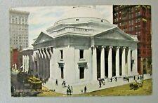 GIRAD TRUST CO. PHILADELPHIA, PENNSYLVANIA Vintage Post card