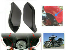 Universal Motorcycle Side Wings for Harley Tour Batwing Fairing Wind Deflector