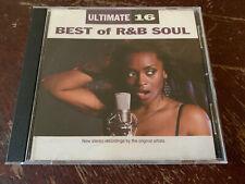 Ultimate 16 - Best of R&B Soul, Various, Cd