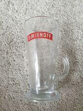 Glass Smirnoff Latte Cup / Mug