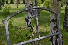 520x765mm Natural Neu! Fenster ,Eisenfenster, Scheunenfenster, Gussfenster KK103