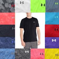 Under Armour UA Men's Heatgear Loose Fit Active Short Sleeve T Tee Shirt