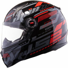 Full Face ACU Approved LS2 Brand Motorcycle Helmets
